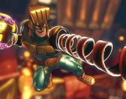 ARMS max brass data