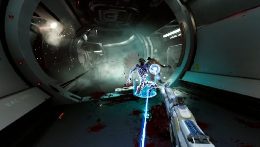 DOOM VFR disponibile oggi per PSVR e HTC Vive, trailer di lancio