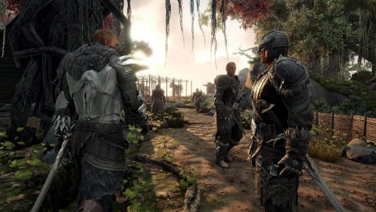 ELEX video gameplay PC PS4 Xbox One