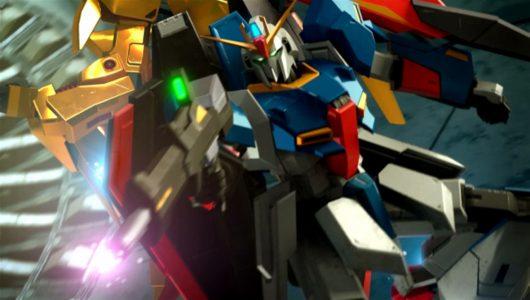 Gundam Versus approda oggi su PlayStation 4, ecco il trailer di lancio