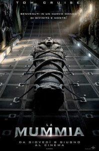 La Mummia immagine Cinema locandina