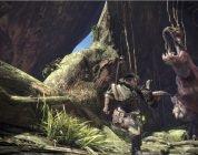 Monster Hunter World si mostra in un nuovo gameplay da 25 minuti