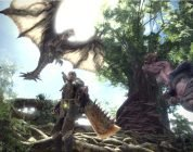 monster hunter world trailer playstation experience 2017