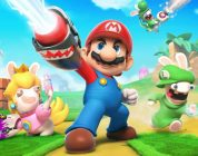 Mario + Rabbids Kingdom Battle e3 2017 apertura anteprima