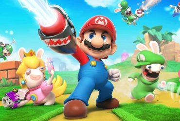 Mario + Rabbids Kingdom Battle e3 2017 apertura anteprima