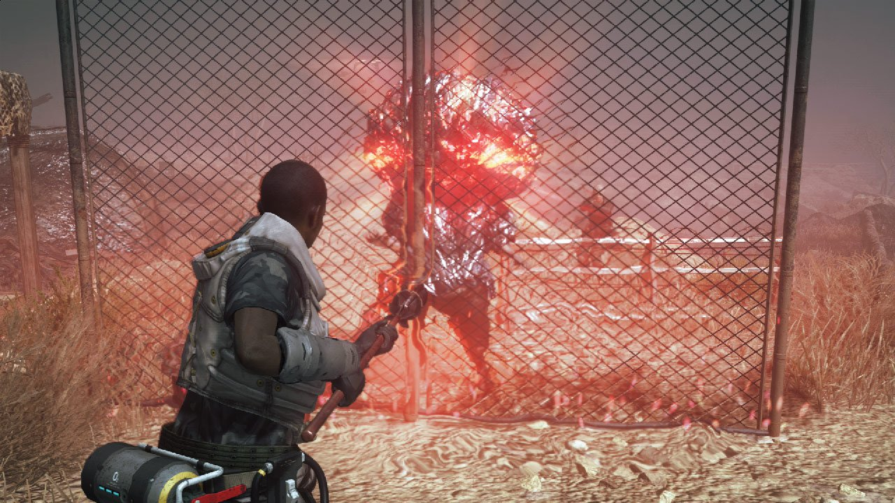 Metal Gear Survive screenshot PC PS4 Xbox One