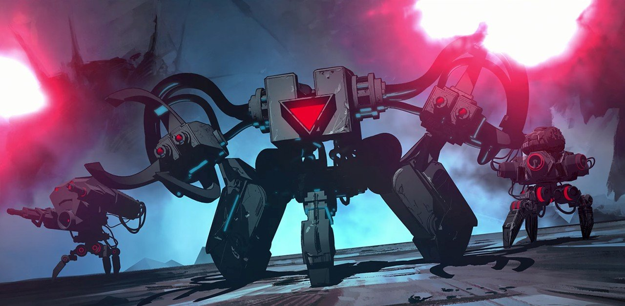 housemarque Nex Machina recensione PC PS4 immagine
