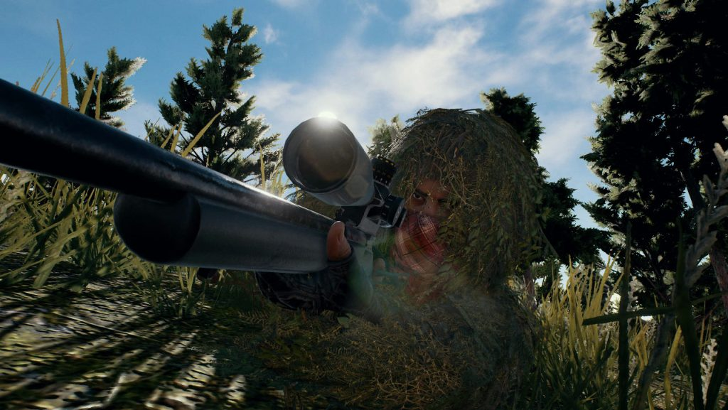 Playerunknown's Battlegrounds esclusiva xbox one