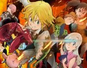 The Seven Deadly Sins Knights of Britannia trailer lancio
