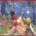 The Seven Deadly Sins The Britannian Traveler: sito teaser e primi screen