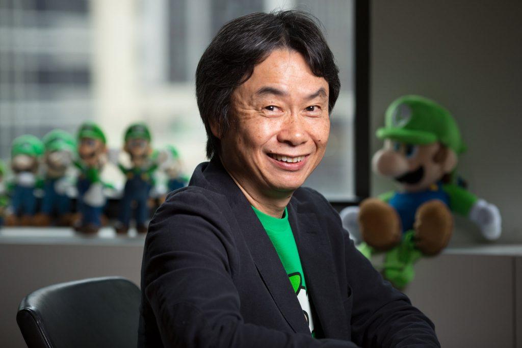 Miyamoto remake super mario