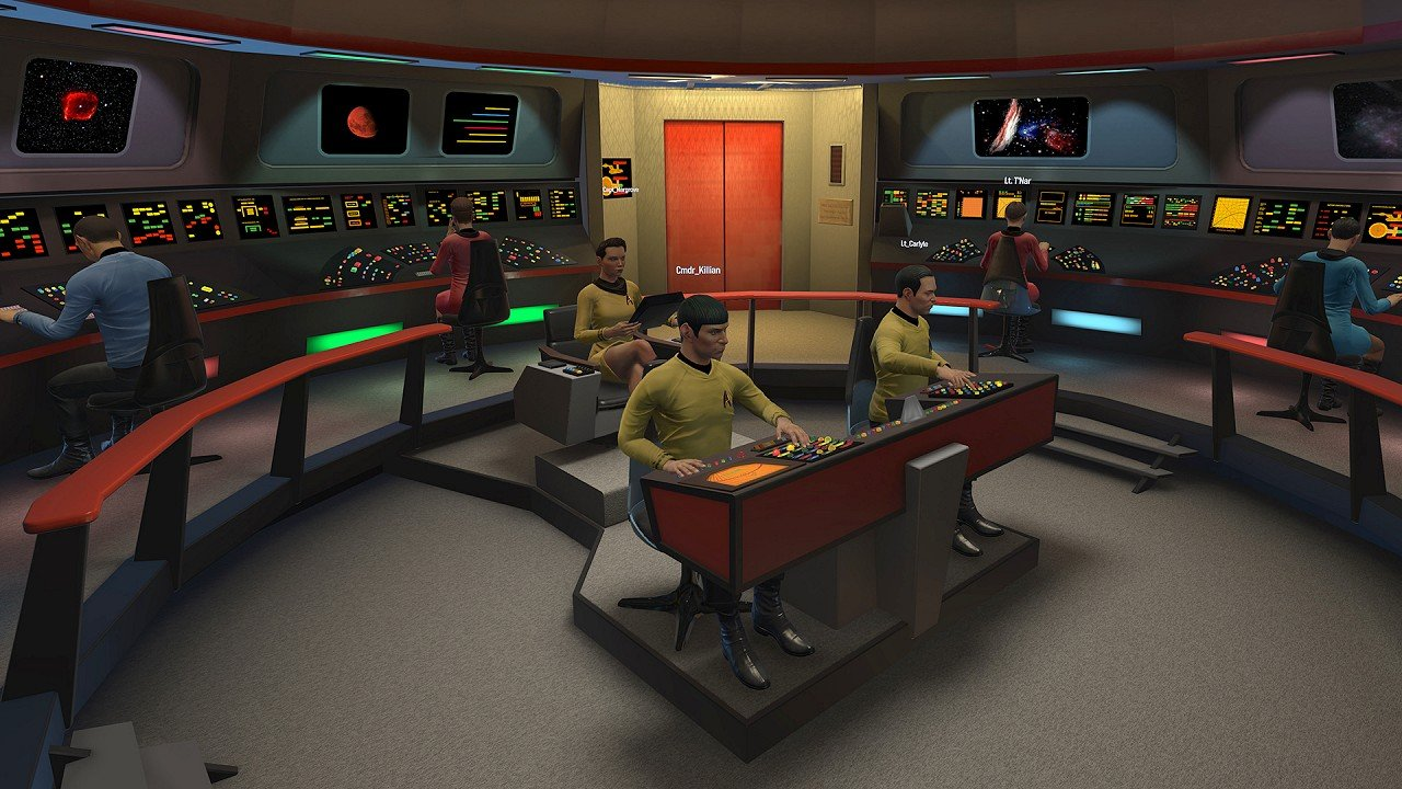 Star Trek Bridge Crew immagine PC PS4 VR 06