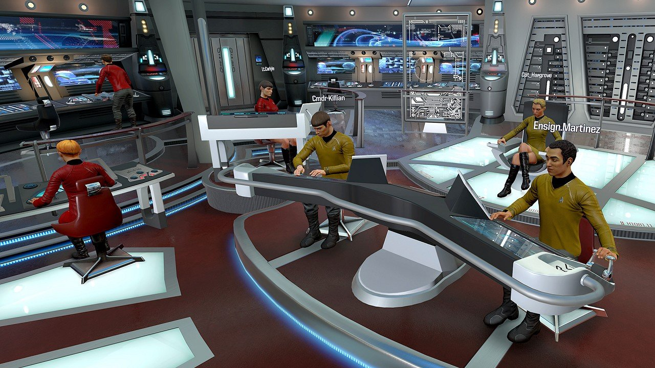 Star Trek Bridge Crew immagine PC PS4 VR 07