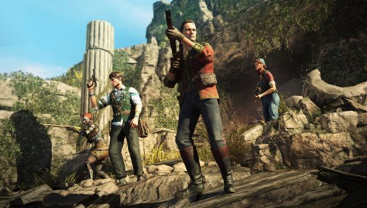 Strange Brigade: mostrato un primo gameplay all'E3 2017