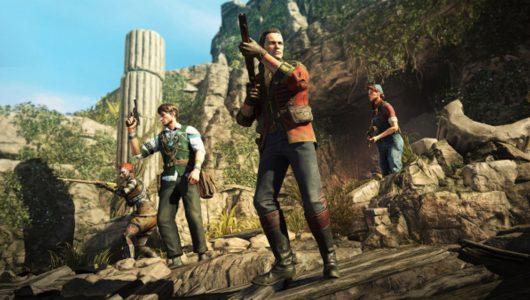 Strange Brigade: mostrato un primo gameplay all'E3 2017