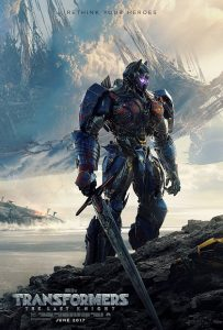Transformers 5 immagine Cinema locandina
