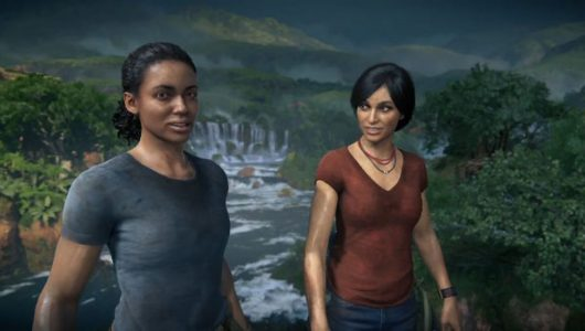 Uncharted l'eredità perduta naughty dog