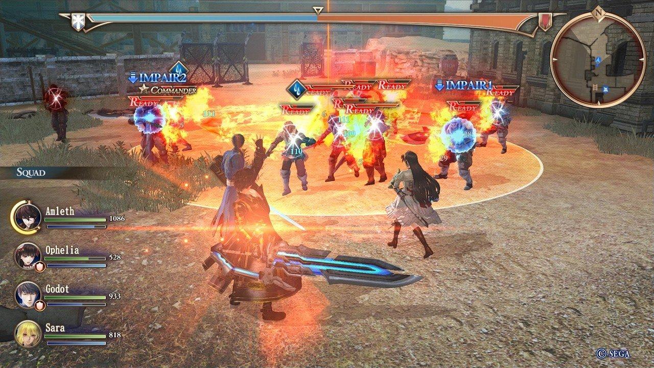 Valkyria Revolution immagine PS4 PS Vita Xbox One 19