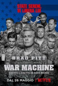 War Machine immagine Serie TV locandina