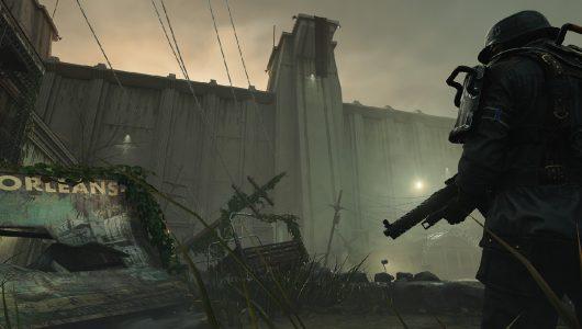 Wolfenstein II The New Colossus screenshot PC PS4 Xbox One
