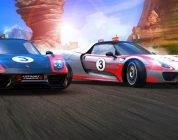 Asphalt 8 Airborne si aggiorna con i prestigiosi modelli di Porsche
