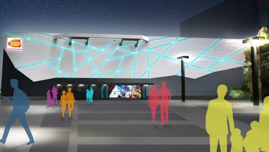 Bandai Namco annuncia l'apertura della VR Zone Shinjuku
