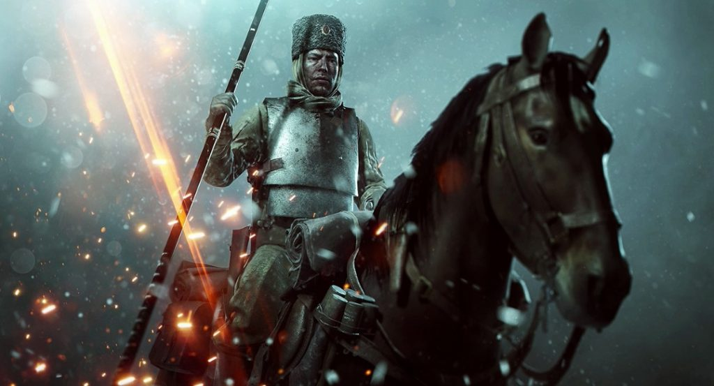 battlefield 1 in the name of the tsar data uscita