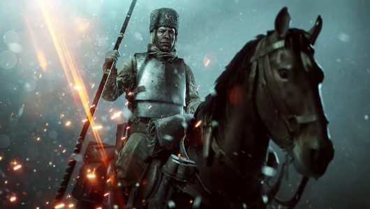 battlefield 1 in the name of the tsar data uscita
