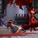 bloodstained ritual night anteprima