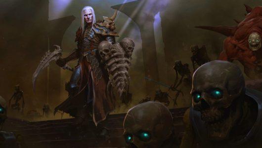 """Diablo III: il DLC """"Ascesa del Negromante"""" è ora disponibile"""