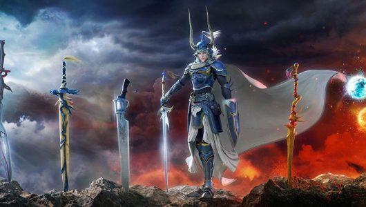 idia Final Fantasy NT: vediamo l'epico filmato di apertura del gioco