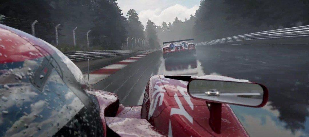 forza motorsport 7 trailer annuncio e3 2017 apertura news