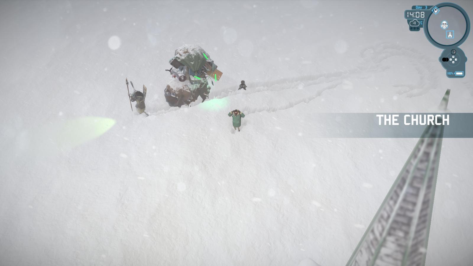 impact winter recensione pc steam