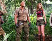 Jumanji Welcome to the Jungle si presenta con un primo trailer