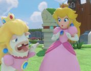 mario + rabbids kingdom battle trailer rabbid peach