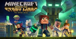 Minecraft Story Mode Season 2: trailer per l'episodio Hero in Residence