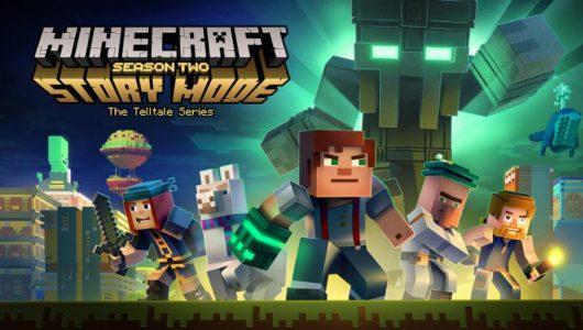 Minecraft Story Mode Season 2: trailer per l'episodio Hero in Residence