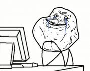 never online forever alone