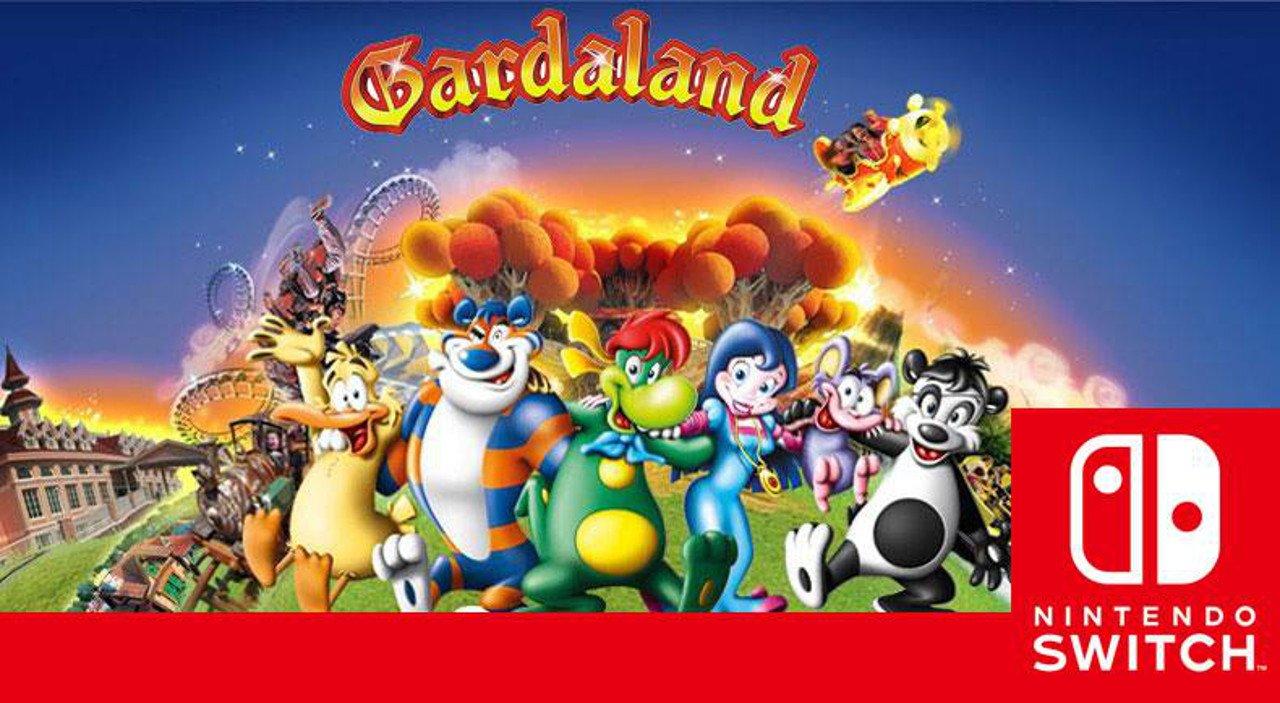 Nintendo porta Switch a Gardaland con Mario Kart 8, Arms, e Zelda