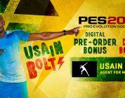 Konami annuncia che Usain Bolt sarà Ambassador di PES 2018