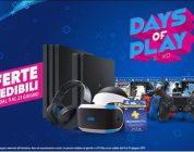 Sony dà il via ad una serie di offerte con l'iniziativa Days of Play