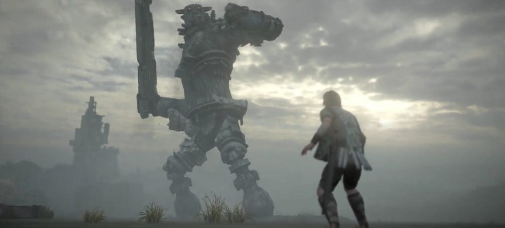 bluepoint games remake Shadow of the Colossus