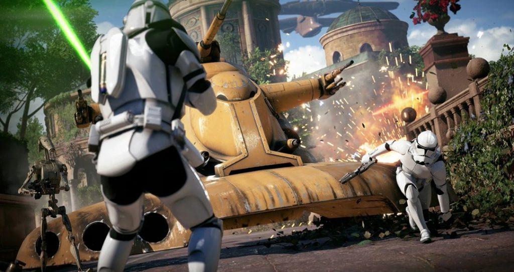 Star Wars Battlefront II requisiti beta pc