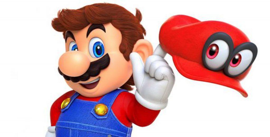 gamescom award 2017 Super Mario Odyssey data uscita