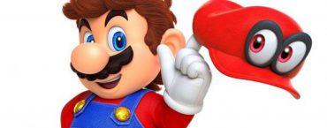 Super Mario Odyssey data uscita