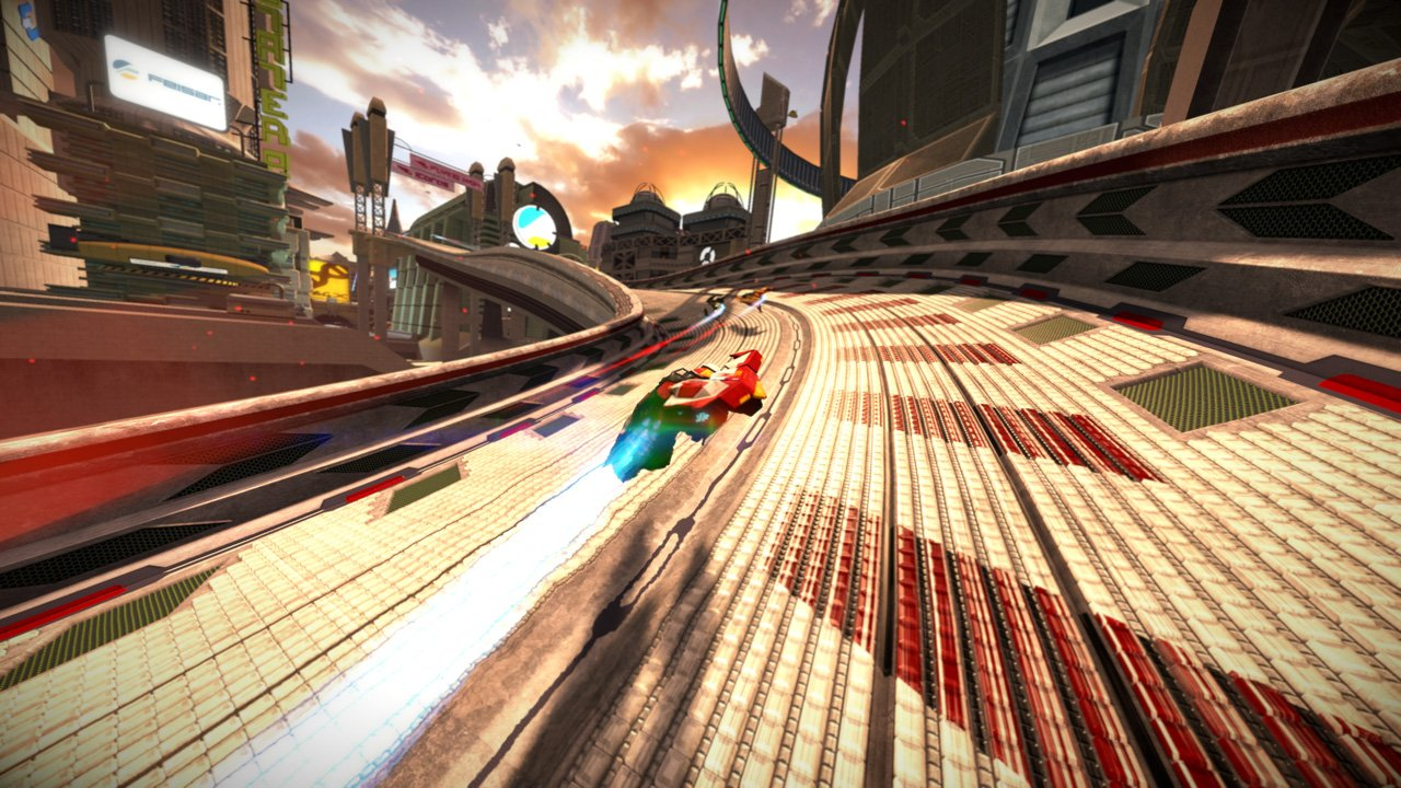 Circuito Wipeout : Wipeout omega collection recensione ps the games machine