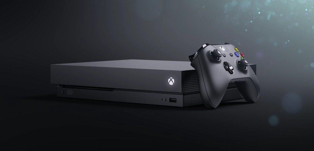 Xbox One X potrà essere provata in anteprima alla Milan Games Week