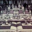 Antique Carnevale Square Enix