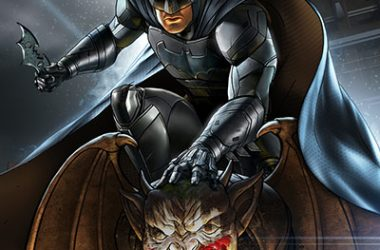 Batman The Enemy Within PC PS4 Xbox One hub 01
