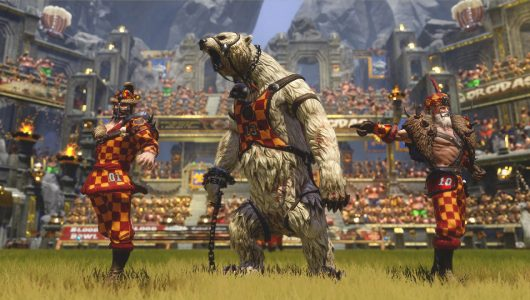 Blood Bowl 2 Legendary Edition data uscita